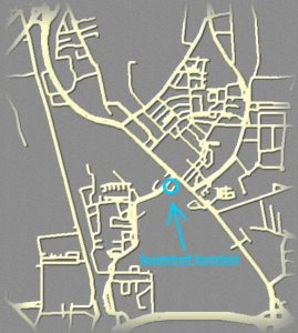 Karte Karlsfeld Spielt